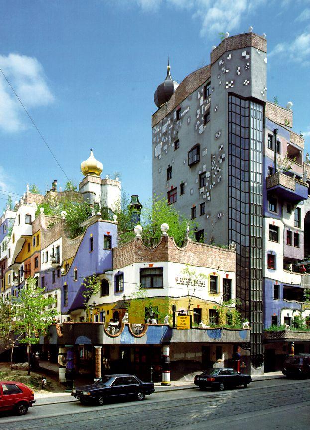 The Ring Vienna S Casual Luxury Hotel Vienna: Hundertwasser Voor Kinderen